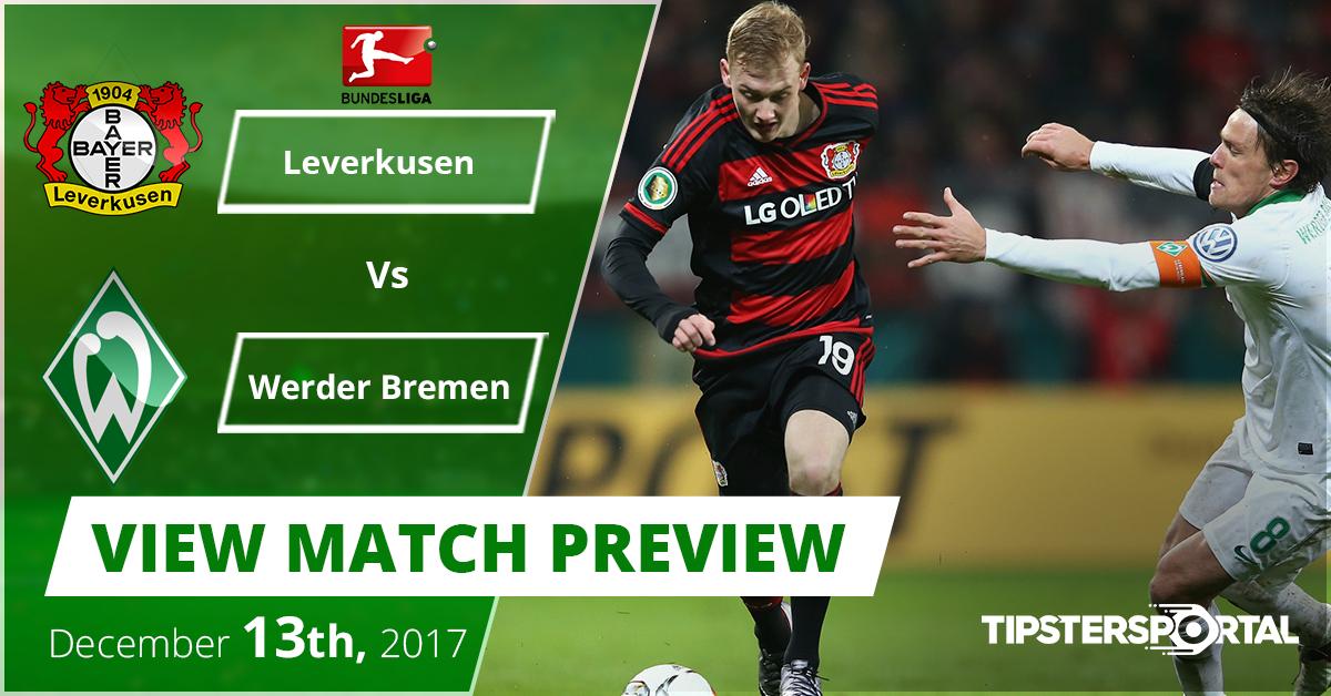 Germany: Bundesliga - Bayer Leverkusen vs Werder Bremen Match Preview & Prediction